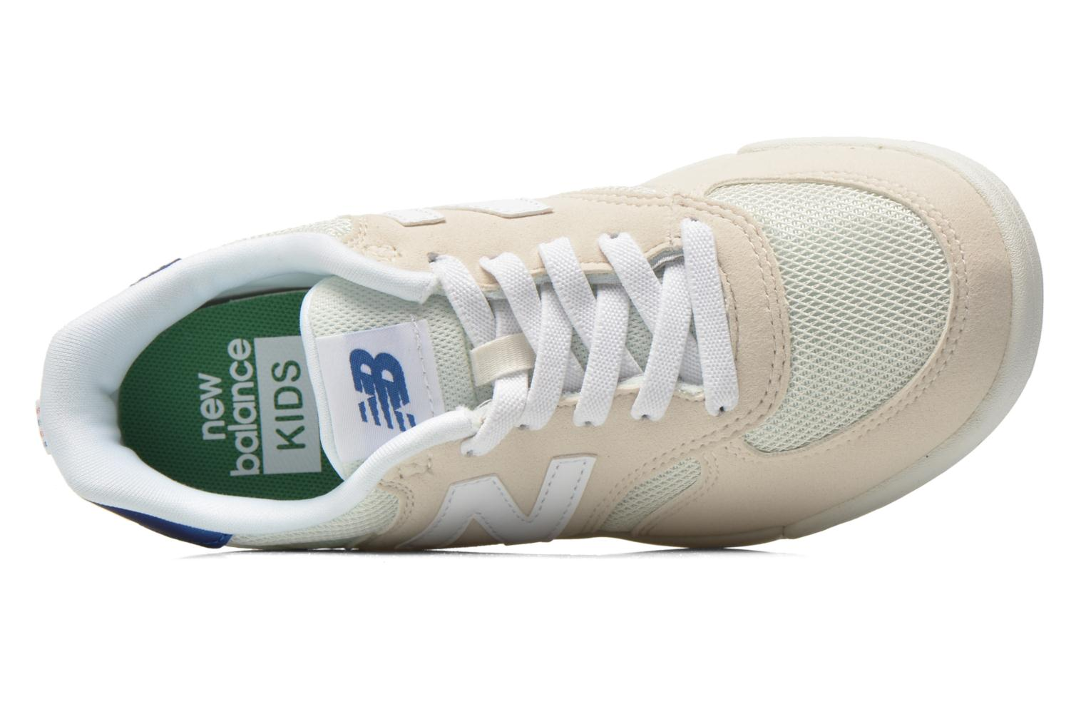 Trainers New Balance KT300 J Beige view from the left