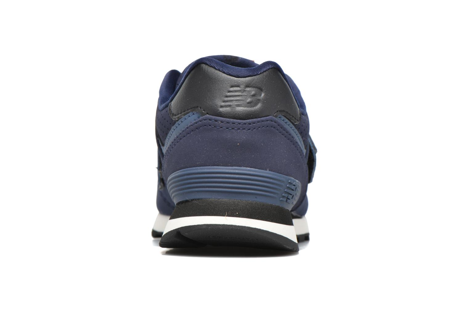 Trainers New Balance KV574 J Blue view from the right