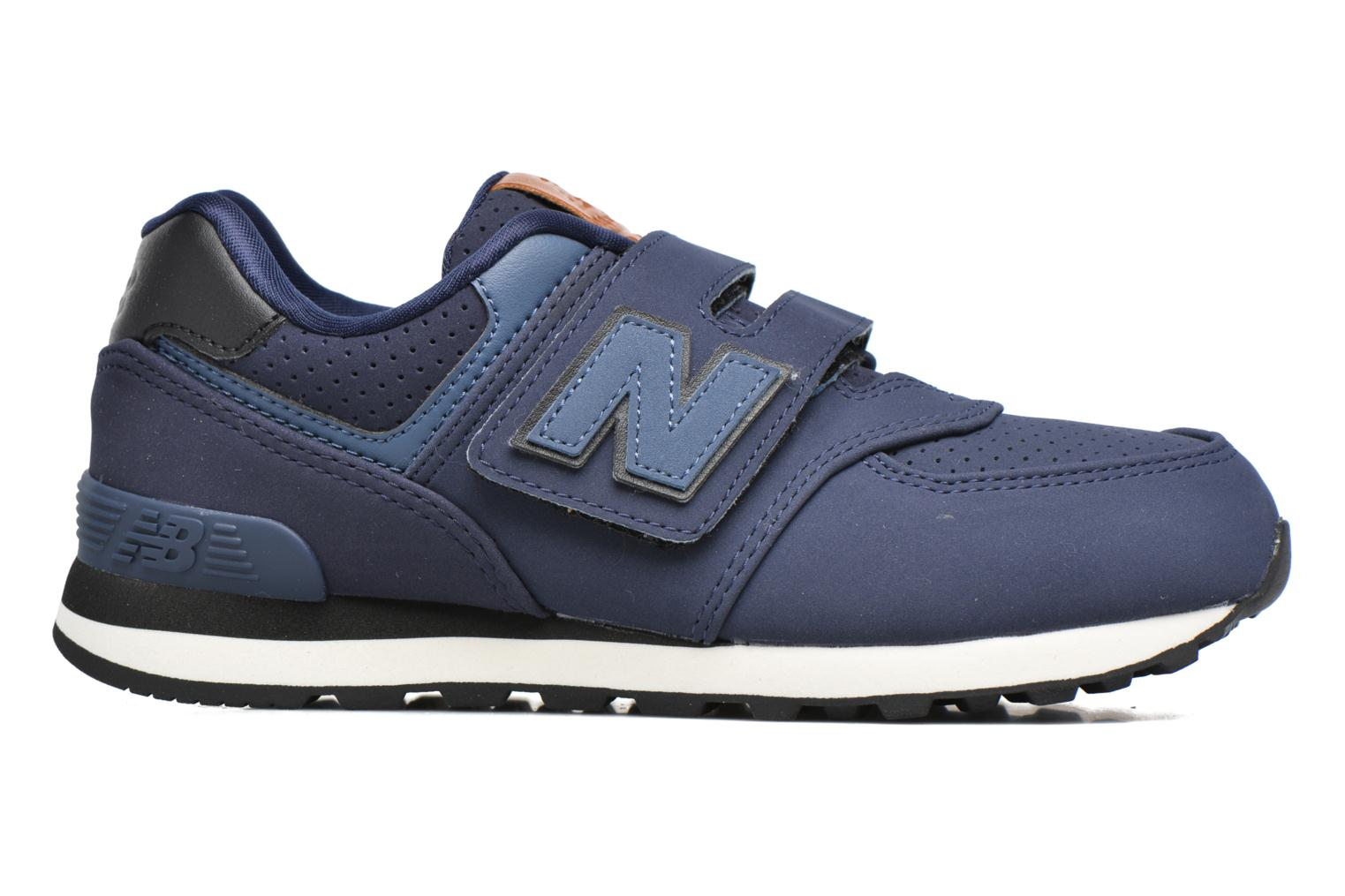 Trainers New Balance KV574 J Blue back view