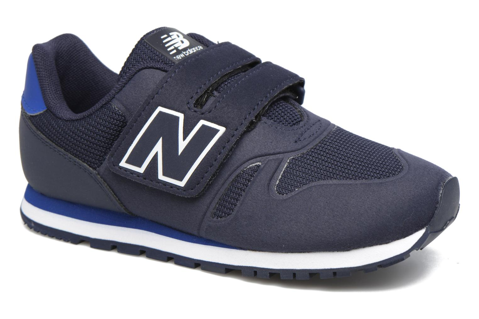 Trainers New Balance KV373 J Blue detailed view/ Pair view