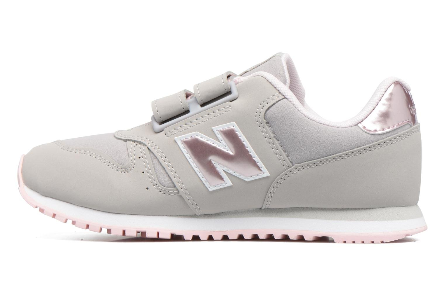 Baskets New Balance KV373 J Gris vue face