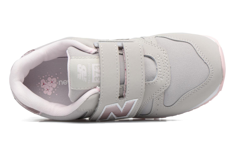 KV373 J F1Y Grey/Pink