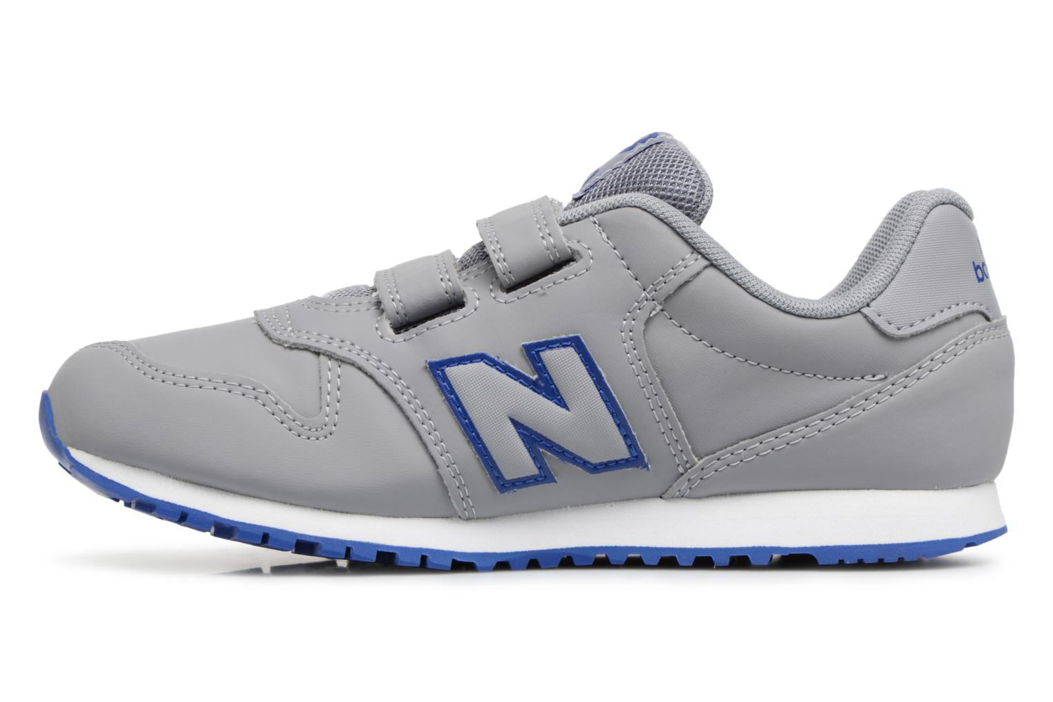 Trainers New Balance KV500 J Grey front view