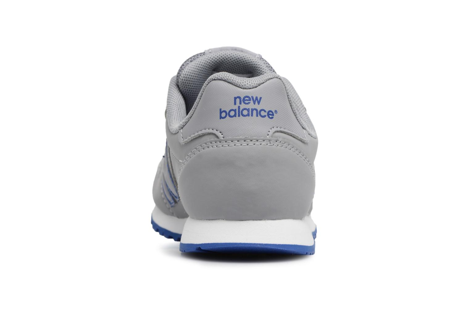 Trainers New Balance KV500 J Grey view from the right