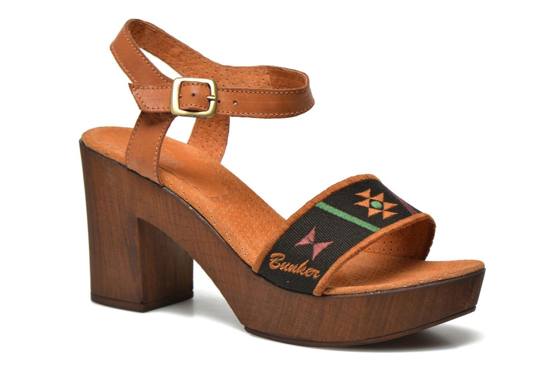 Sandales et nu-pieds Bunker Lucy Luz Multicolore vue détail/paire