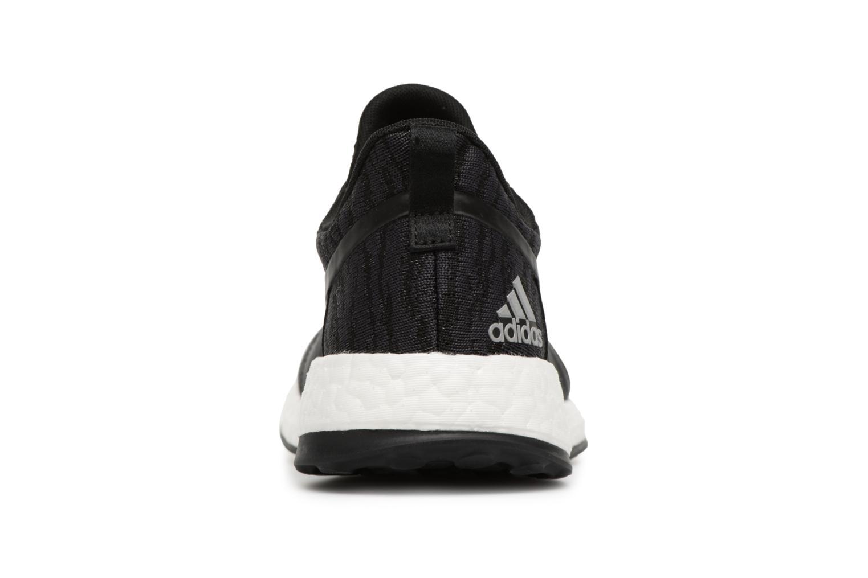 Sportschuhe Adidas Performance Pureboost X schwarz ansicht von rechts