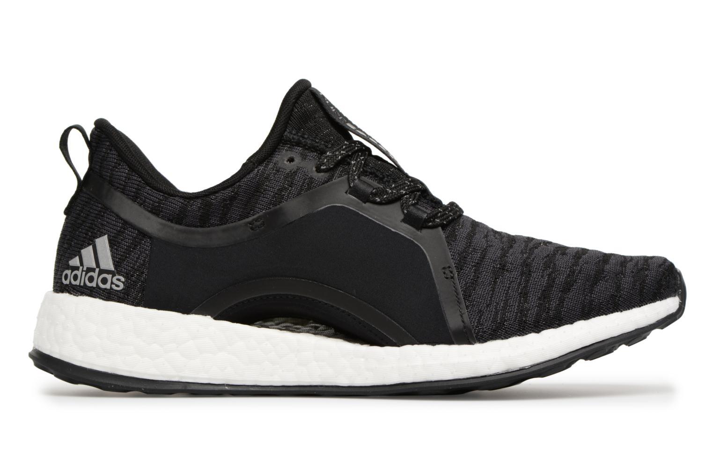 Sportschuhe Adidas Performance Pureboost X schwarz ansicht von hinten