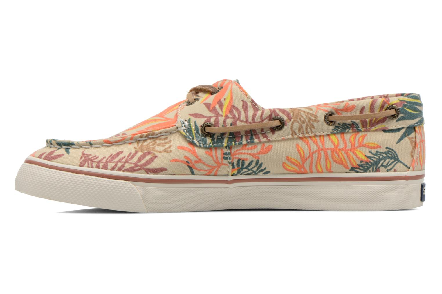 Chaussures à lacets Sperry Bahama Seaweed Print Multicolore vue face