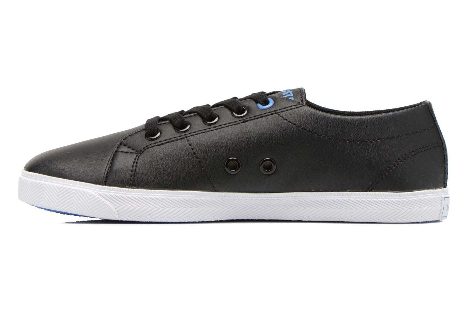 Baskets Lacoste Marcel Lace Up 116 2 Noir vue face