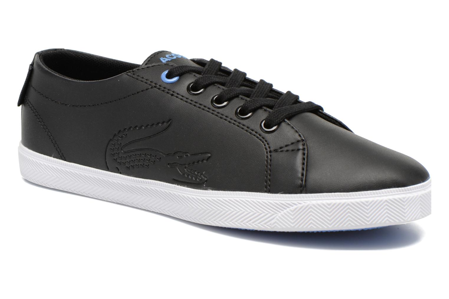 Baskets Lacoste Marcel Lace Up 116 2 Noir vue détail/paire
