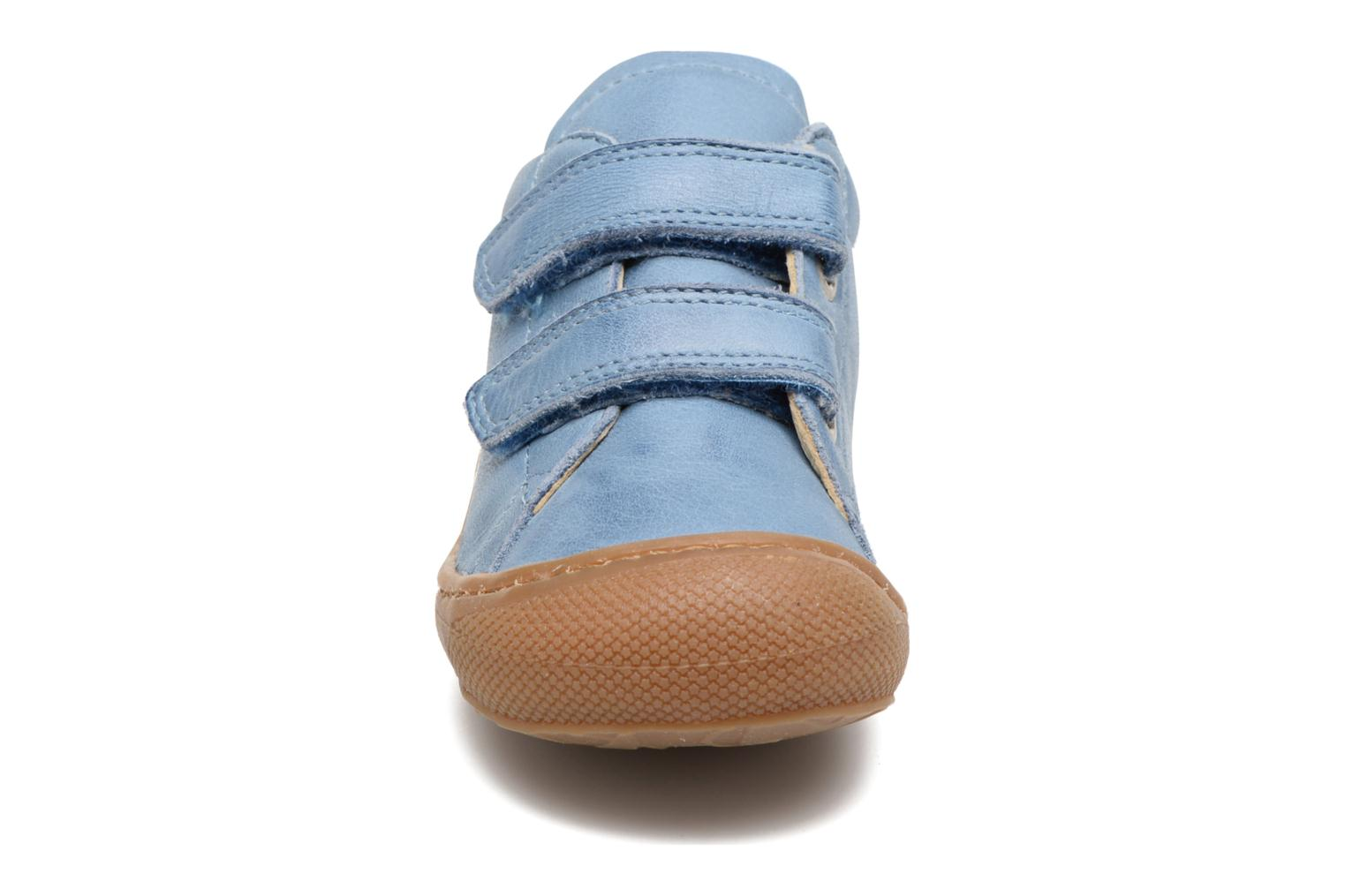 Trainers Naturino Cocoon VL Blue model view