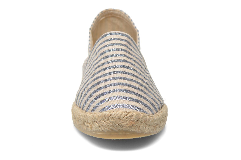 Espadrilles La maison de l'espadrille Espadrille 324 Vals Bleu vue portées chaussures