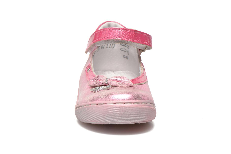 Ballerinas Little Mary Vanda rosa schuhe getragen