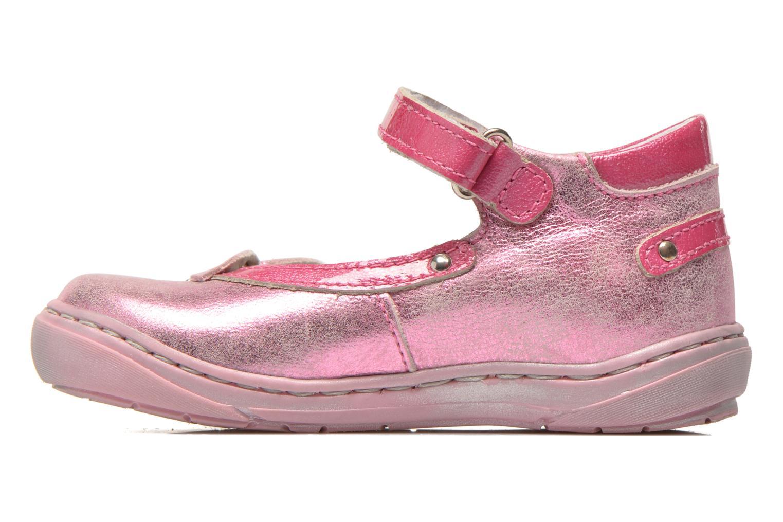 Ballerinas Little Mary Vanda rosa ansicht von vorne