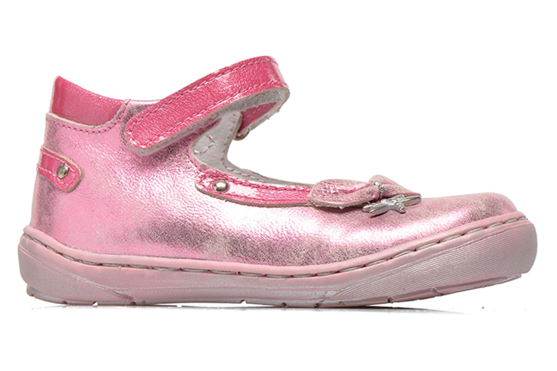 Ballerinas Little Mary Vanda rosa ansicht von hinten