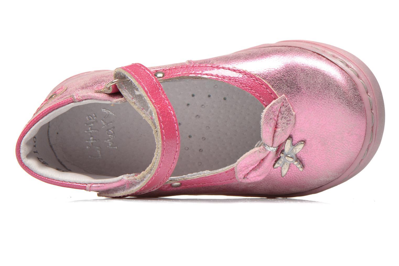 Ballerinas Little Mary Vanda rosa ansicht von links