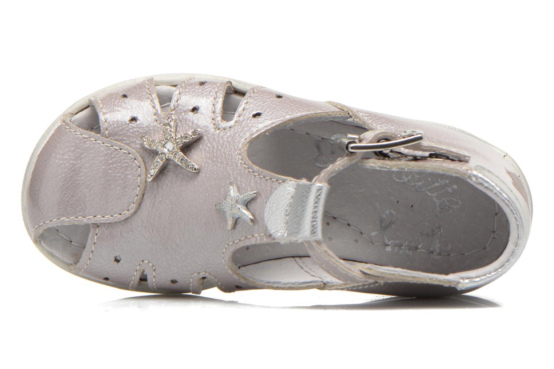 Sandales et nu-pieds Little Mary Vienne Gris vue gauche