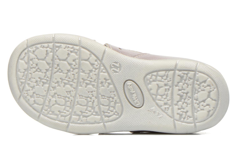 Sandales et nu-pieds Little Mary Vienne Gris vue haut