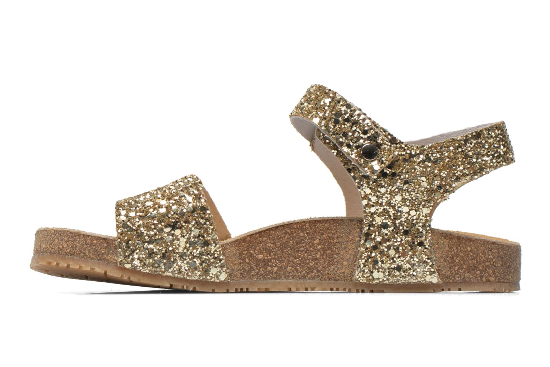 Sandaler Acebo's Marta Guld og bronze se forfra