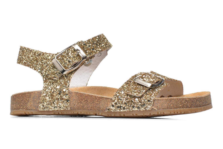 Sandaler Acebo's Marta Guld og bronze se bagfra
