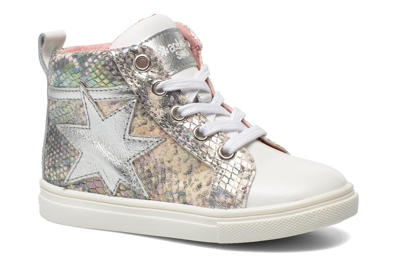 Sneaker Acebo's Paula silber detaillierte ansicht/modell