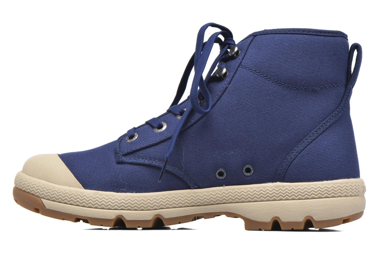 Bottines et boots Aigle Tenere 3 Light Bleu vue face