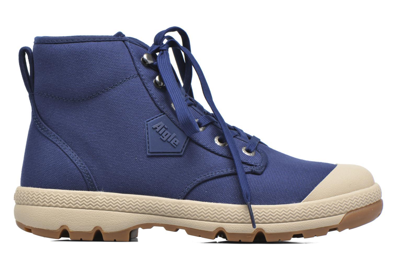 Bottines et boots Aigle Tenere 3 Light Bleu vue derrière