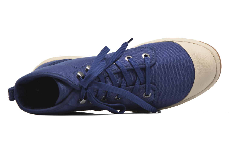 Bottines et boots Aigle Tenere 3 Light Bleu vue gauche