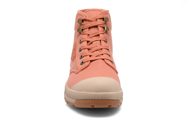 Snøresko Aigle Tenere 3 Light W Pink se skoene på