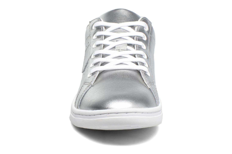 Baskets Aigle Yarden Time W Argent vue portées chaussures