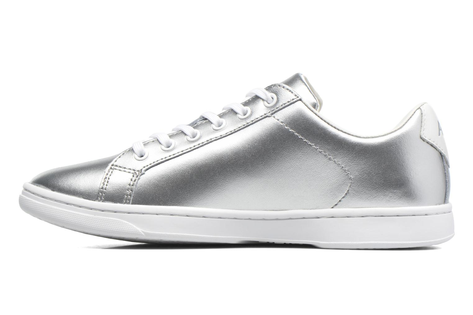 Trainers Aigle Yarden Time W Silver front view