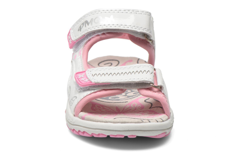 Sandales et nu-pieds Primigi Sand Light G3 Blanc vue portées chaussures