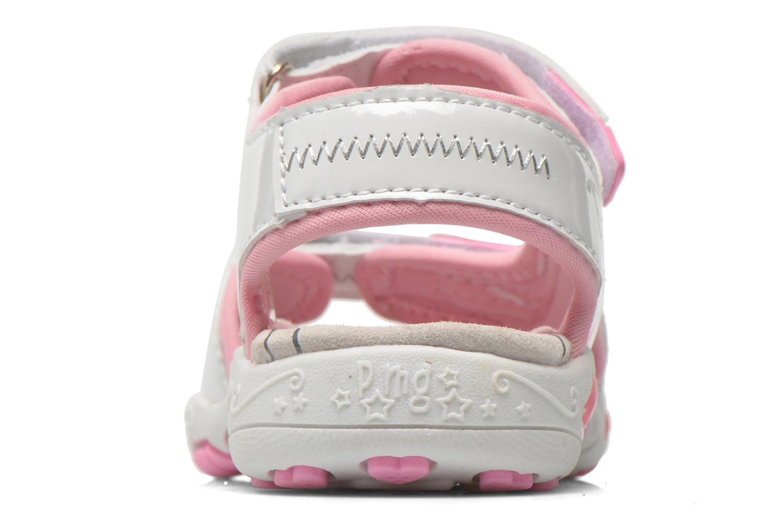 Sandales et nu-pieds Primigi Sand Light G3 Blanc vue droite