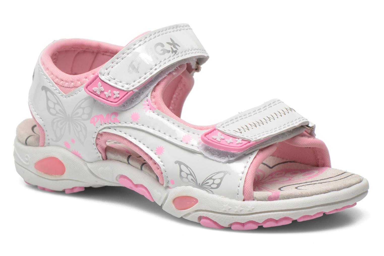Sandales et nu-pieds Primigi Sand Light G3 Blanc vue détail/paire