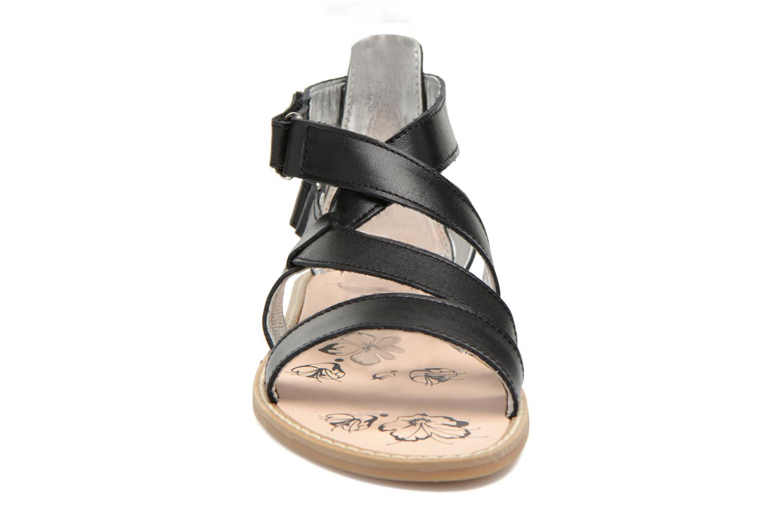 Sandalias Primigi Zelie-E Negro vista del modelo