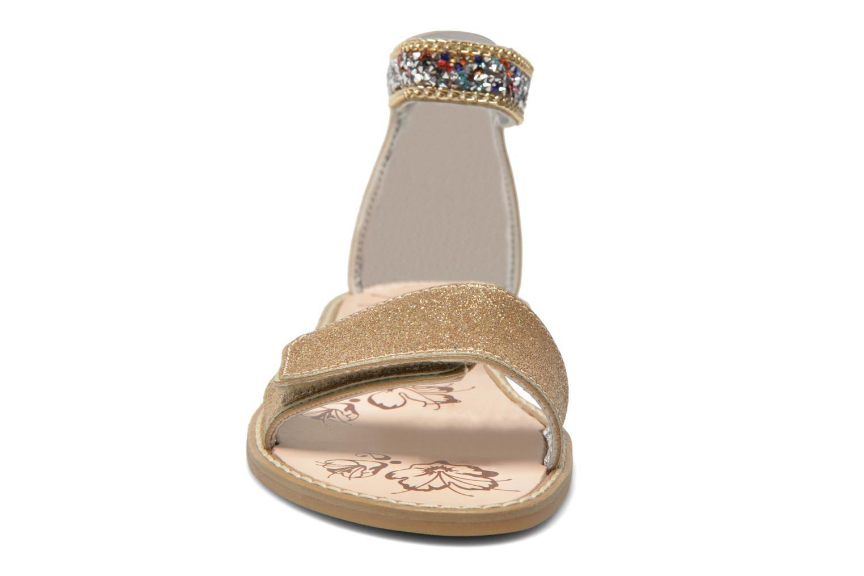 Sandals Primigi Karine Bronze and Gold model view