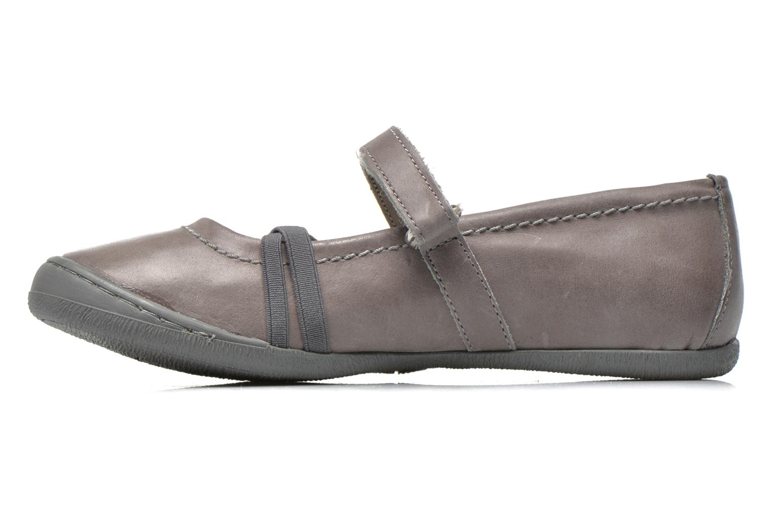 Ballet pumps Primigi Lisbona 1-E Grey front view