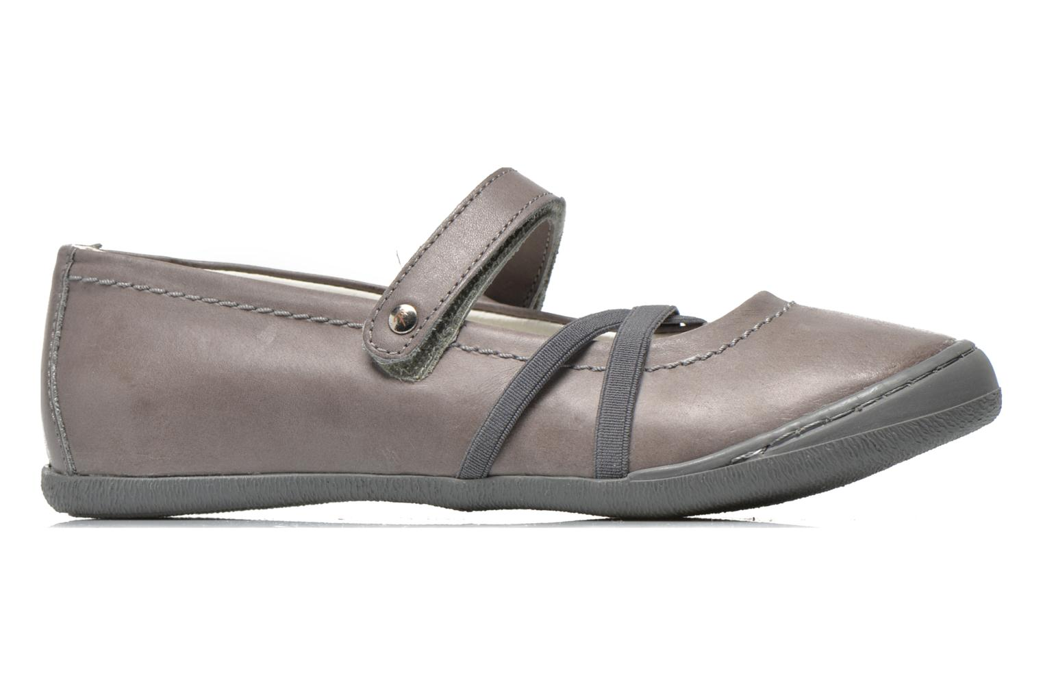 Ballet pumps Primigi Lisbona 1-E Grey back view