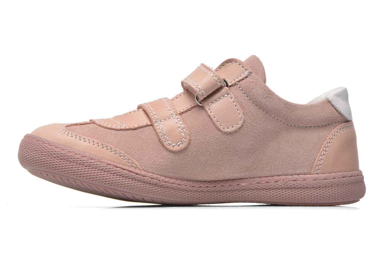 Sneaker Primigi Orthia 3-E rosa ansicht von vorne