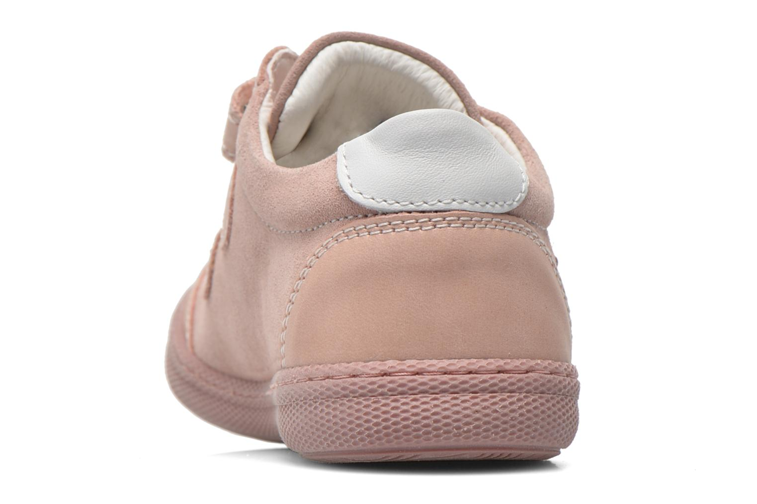 Trainers Primigi Orthia 3-E Pink view from the right