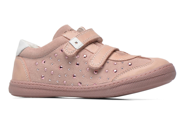 Sneaker Primigi Orthia 3-E rosa ansicht von hinten