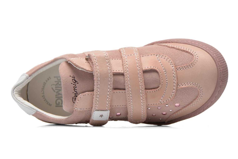 Sneaker Primigi Orthia 3-E rosa ansicht von links