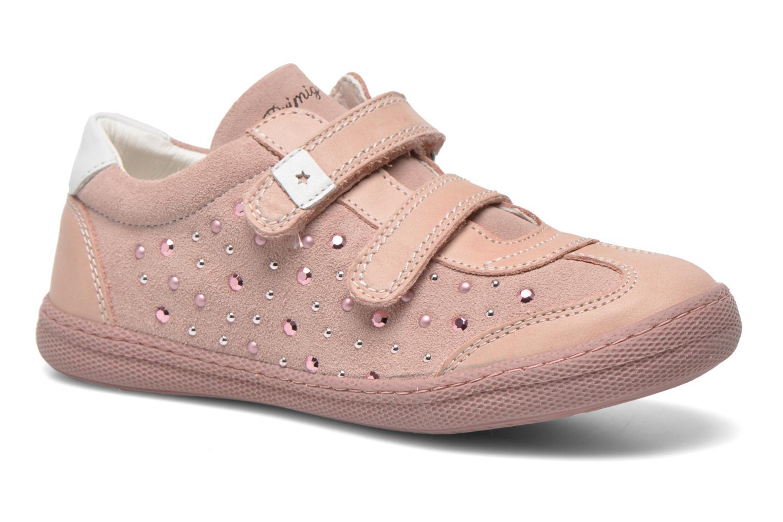 Sneakers Primigi Orthia 3-E Rosa detaljerad bild på paret