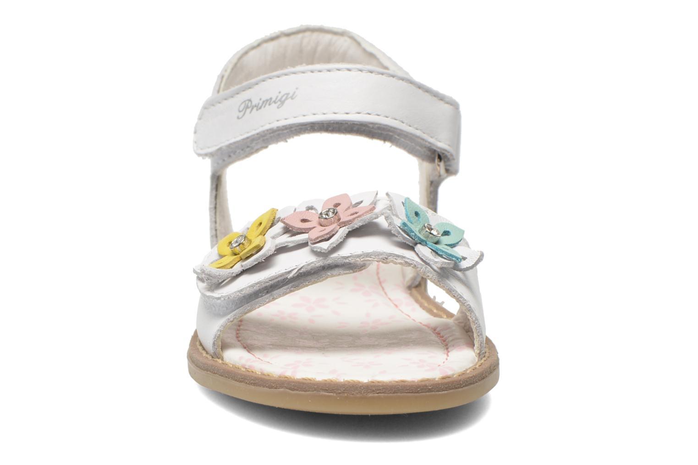 Sandales et nu-pieds Primigi Ginessa Blanc vue portées chaussures