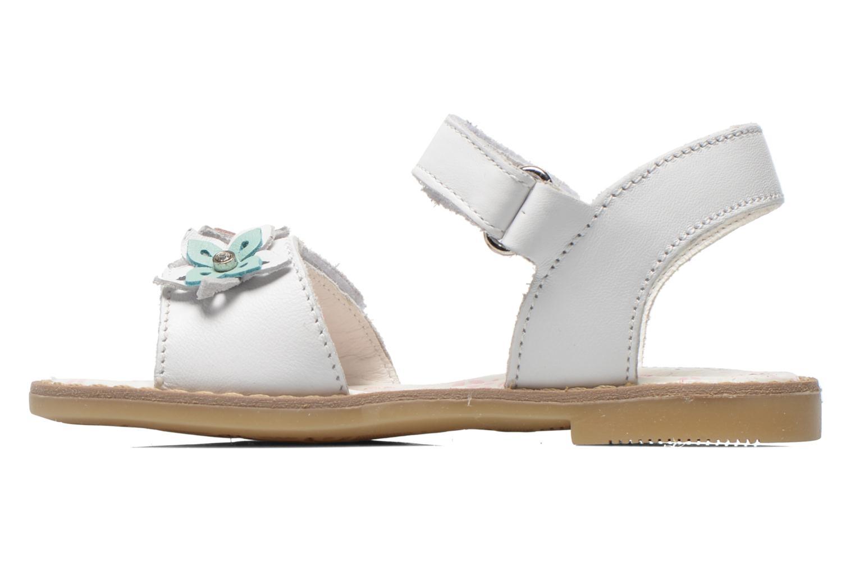 Sandales et nu-pieds Primigi Ginessa Blanc vue face