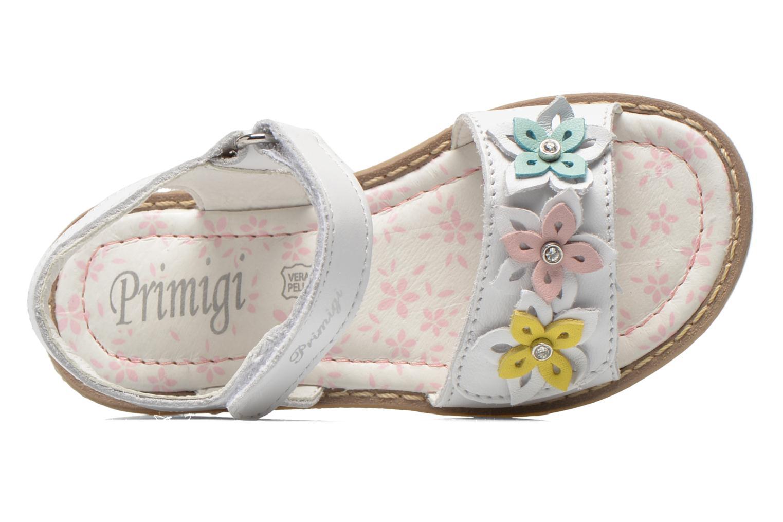Sandales et nu-pieds Primigi Ginessa Blanc vue gauche
