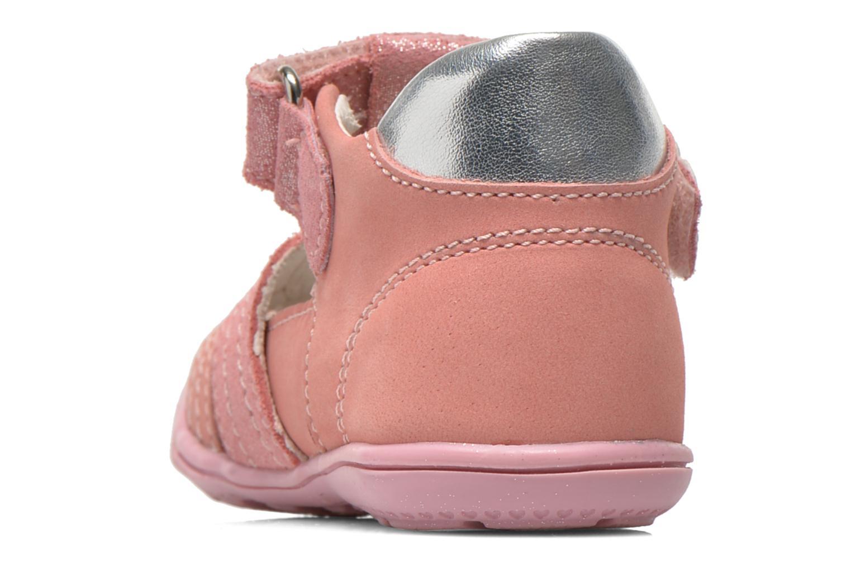 Sandales et nu-pieds Primigi Emma-E Rose vue droite