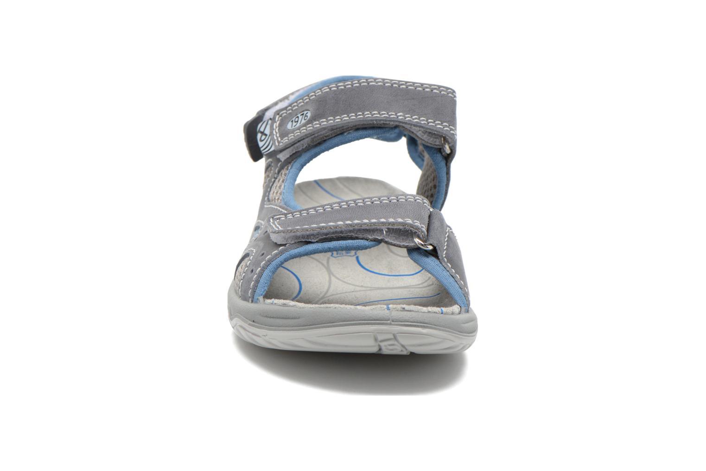 Sandalen Primigi Moss grau schuhe getragen
