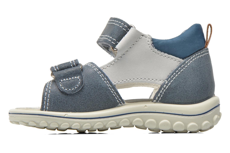 Sandales et nu-pieds Primigi Dudo Bleu vue face