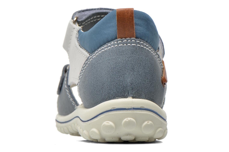 Sandales et nu-pieds Primigi Dudo Bleu vue droite